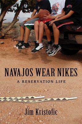 Navajos Wear Nikes By Kristofic, Jim